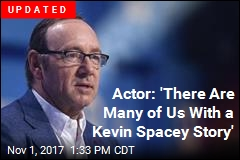 Another Spacey Accuser Emerges on BBC