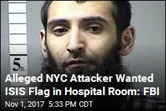 Alleged NYC Attacker Charged, Could Face Death Penalty