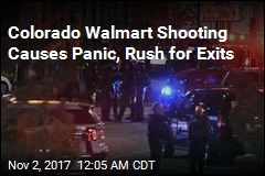 3 Killed in Colorado Walmart Shooting
