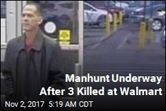 Witnesses: Walmart Shooter Fired at Random