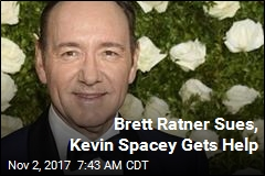 Brett Ratner Sues, Kevin Spacey Gets Help