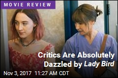 Critics Are Absolutely Dazzled by Lady Bird
