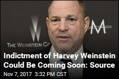 Weinstein Case May Go to Grand Jury Next Week: Source