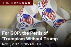 For GOP, the Perils of 'Trumpism Without Trump'