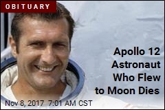 Apollo 12 Astronaut Who Flew to Moon Dies