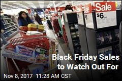 Black Friday Sales to Watch Out For