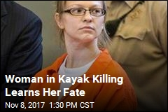 Woman in Kayak Killing Sentenced, May Be Free Soon