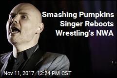 Smashing Pumpkins Singer Reboots Wrestling's NWA