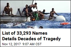 List of 33,293 Names Details Decades of Tragedy