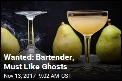 Haunted Yukon Hotel Seeks Bartender