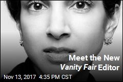 Meet the New Vanity Fair Editor