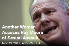 Another Woman Accuses Roy Moore of Sexual Assault