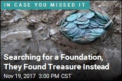 Searching for a Foundation, They Found a Treasure Trove Instead