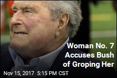 Woman No. 7 Accuses Bush of Groping Her