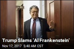 Trump Slams 'Al Frankenstein'