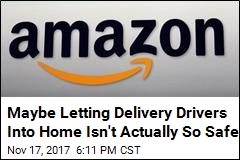 'Simple' Hack Could Turn Delivery Drivers Into Burglars