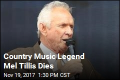 Country Singer/Songwriter Mel Tillis Dies at 85