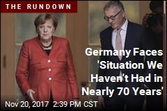 Germany Faces 'Situation We Haven't Had in Nearly 70 Years'