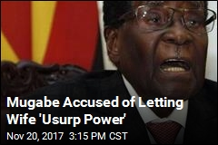 Robert Mugabe's Own Party Close to Impeaching Him