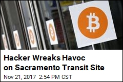 Hacker Cracks Sacramento Transit, Demands a Bitcoin