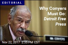 John Conyers Needs to Go: Detroit Free Press
