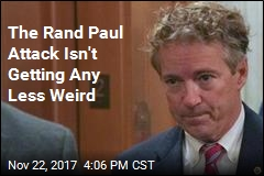 The Rand Paul Attack Isn't Getting Any Less Weird