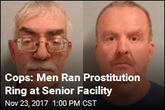 Cops: Men Ran Prostitution Ring at Senior Facility