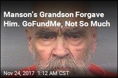 GoFundMe Shuts Down Manson Funeral Fundraiser