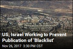 Israel, US Worried About UN 'Blacklist'