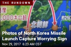 North Korea's Missile Appears Able to Hit DC