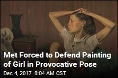 Met Won't Budge on 1938 Painting That 'Sexualizes' Girl