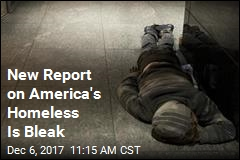 Homeless Statistic Worsens for First Time Since 2010