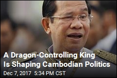 Cambodian PM May Believe Himself Reincarnated King