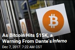 As Bitcoin Hits $15K, a Warning From Dante