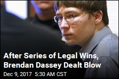 After Series of Legal Wins, Brendan Dassey Dealt Blow