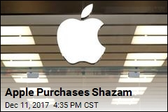 Apple Purchases Shazam