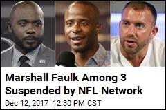 NFL Network Suspends 3 Over Woman's Complaints