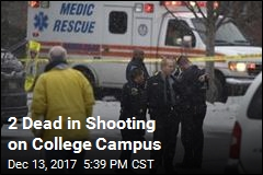 2 Dead in Shooting on College Campus