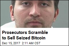 Prosecutors Scramble to Sell Seized Bitcoin