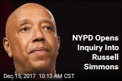 NYPD Investigates Russell Simmons Rape Allegations