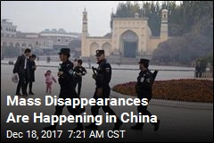 Thousands Disappear in Crackdown in China's Far West
