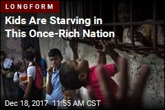 Venezuela's Children Are Starving