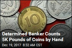 Tedious Task: Banker Counts 1.2M Coins Over 6 Months