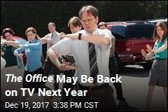 The Office May Be Back on TV Next Year