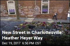Charlottesville to Rename Street for Woman Killed