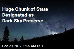 State Lands America's First Dark Sky Preserve