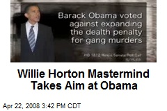 Willie Horton Mastermind Takes Aim at Obama
