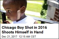 5-Year-Old Boy Shot in 2016 Shoots Himself in Hand