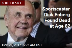 Sportscaster Dick Enberg Found Dead at Age 82