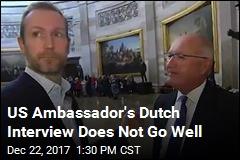 Ambassador's Claim About Fake News Claim Is Fake News